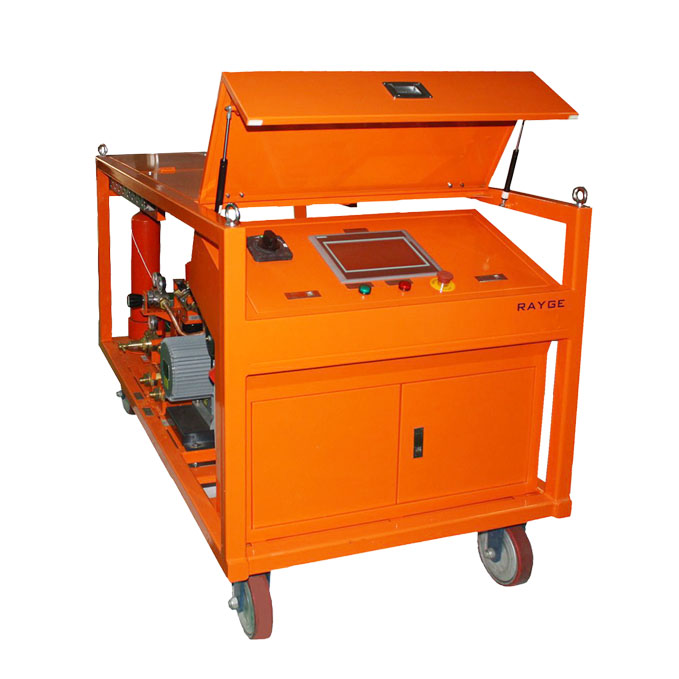 HSC-X9 SF6 Gas Recycling Cart