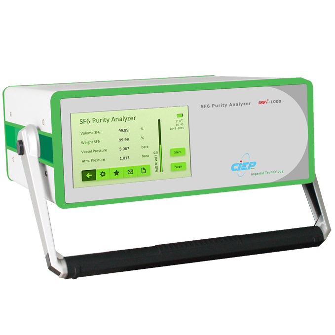 iSF6-1000 SF6 Purity Analyzer